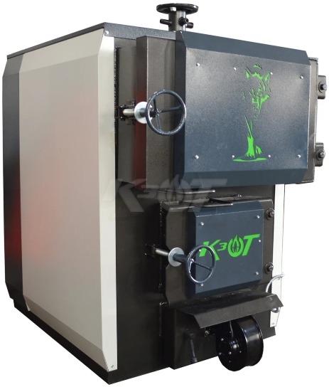 Твердопаливний котел КЗОТ ARS 120 Comfort. Фото 3