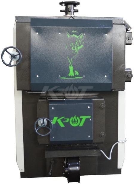 Твердопаливний котел КЗОТ ARS 250 Comfort. Фото 2
