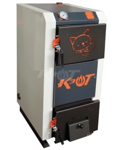 Твердотопливный котел КЗОТ ARS 12-18 КТ-Е (с автоматикой)