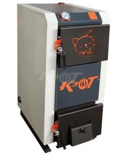 Твердотопливный котел КЗОТ ARS 50 КТ-Е (с автоматикой)