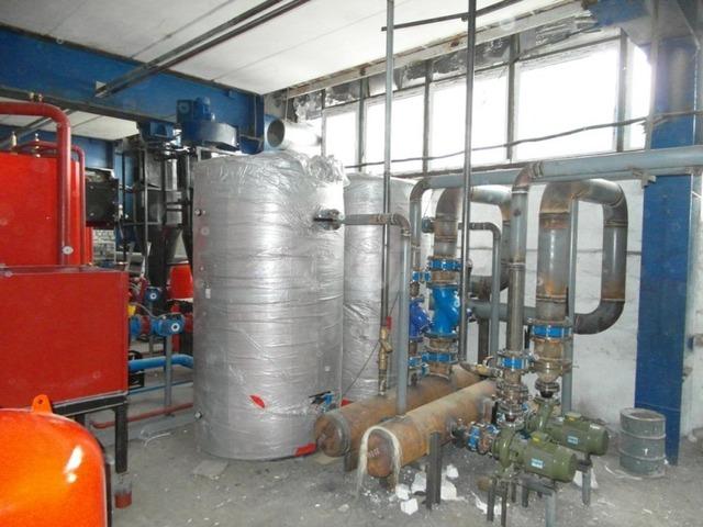 Теплоаккумулятор КЗОТ ARS 1000 W (с утеплением и ГВС). Фото 5