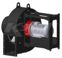 Дымосос Д 3,5 с эл.двигателем 3 кВт 1500 об./мин