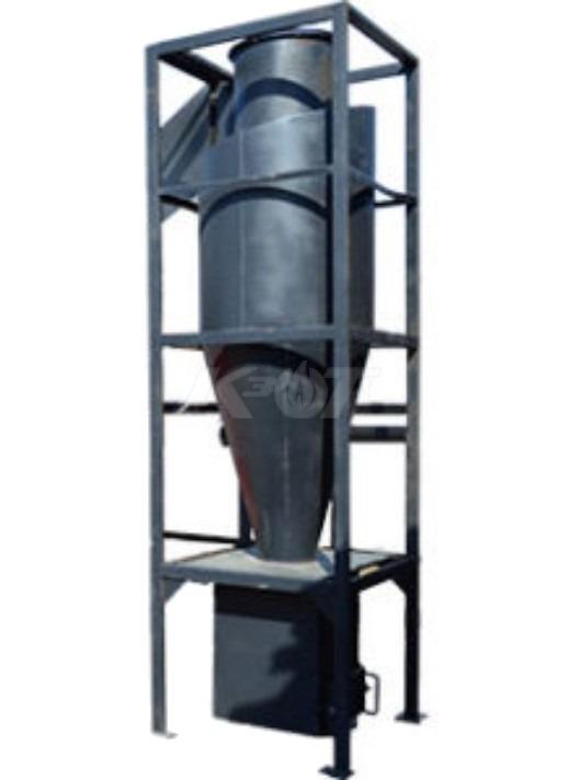 Система очистки дымовых газов КЗОТ Циклон МЦ 200 (100-200 кВт)