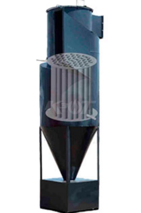 Система очистки дымовых газов КЗОТ Циклон-утилизатор МЦ-У 800 (800-1200 кВт)